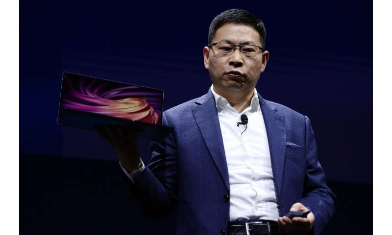 Huawei's Richard Yu said the international version of its operating system could be ready by mid-2020