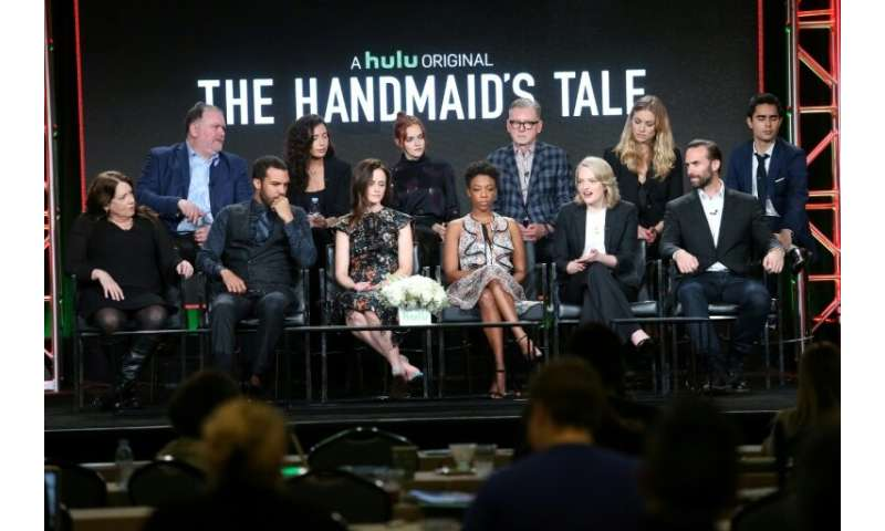 """Hulu has gained viewers with its original production """"The Handmaid's Tale"""""""