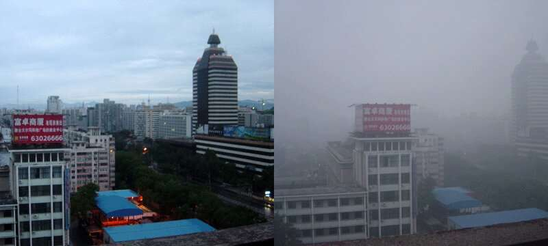Human-caused climate change played limited role in Beijing's 2013 'airpocalypse'