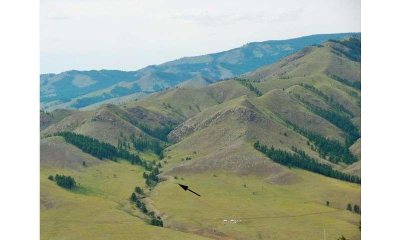 انسانها خیلی زودتر از آنچه تصور می شد به مغولستان مهاجرت کردند