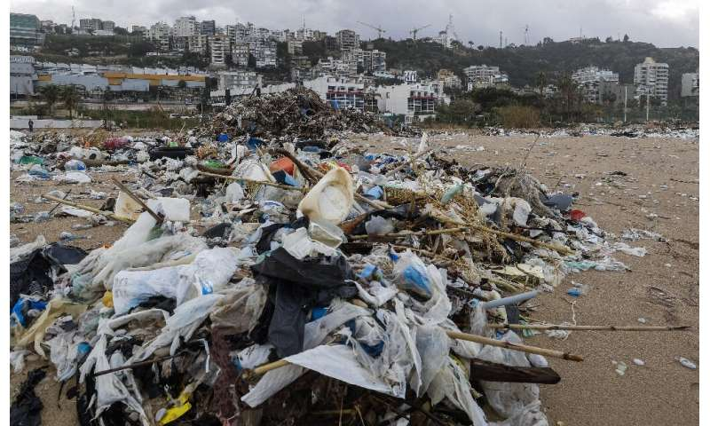 Hundreds of millions of tonnes of plastic are produced every year, with much of it ending up in landfill or polluting the seas a