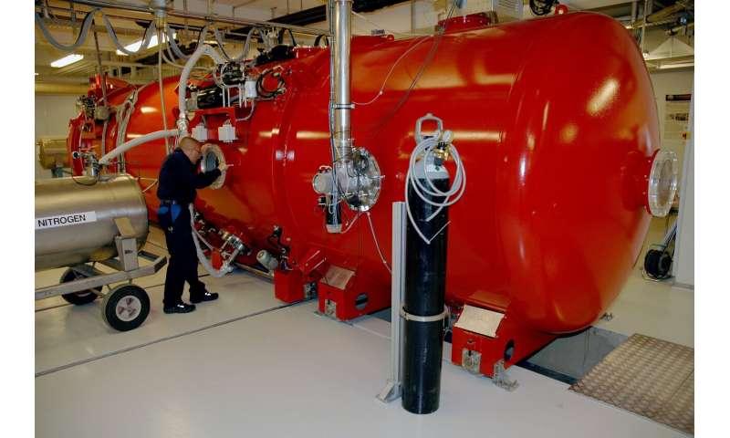 Image: Aarhus Mars Simulation Wind Tunnel