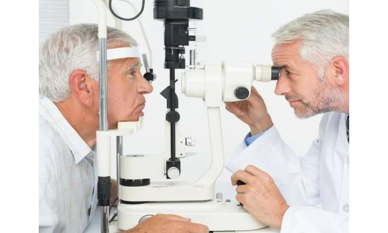 Impaired vision tied to perceived discrimination in older adults