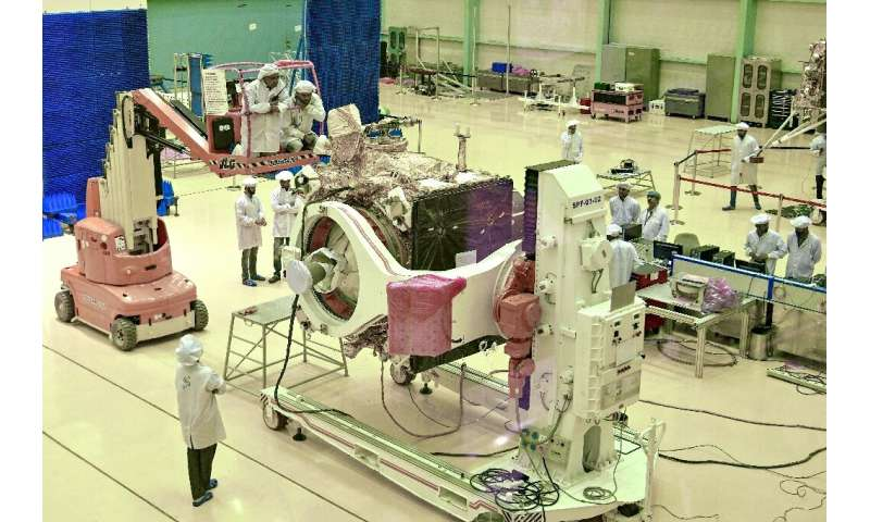 India has spent about $140 million on Chandrayaan-2, hailing it as one of the cheapest such missions ever