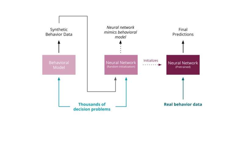 Infusing machine learning models with inductive biases to capture human behavior