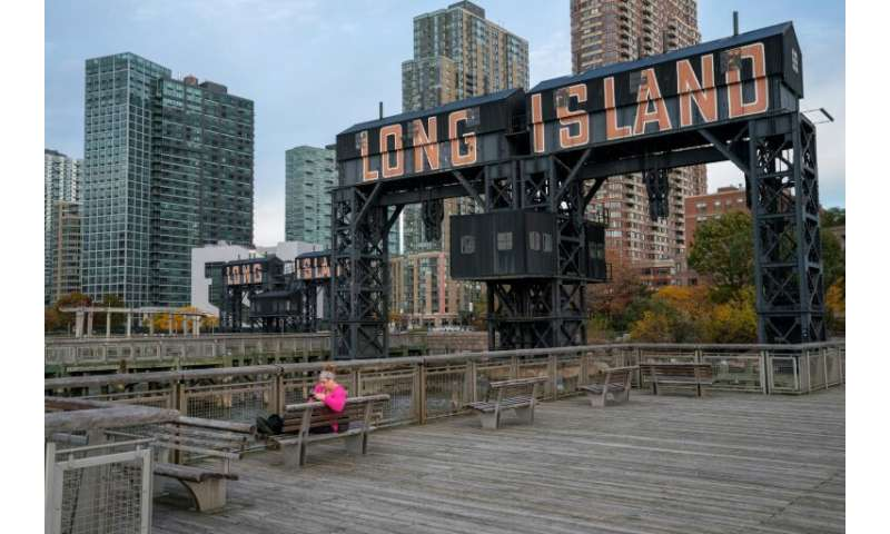 In Long Island City on the edge of the East River, some residents of the towers that have sprung up in recent years voiced relie