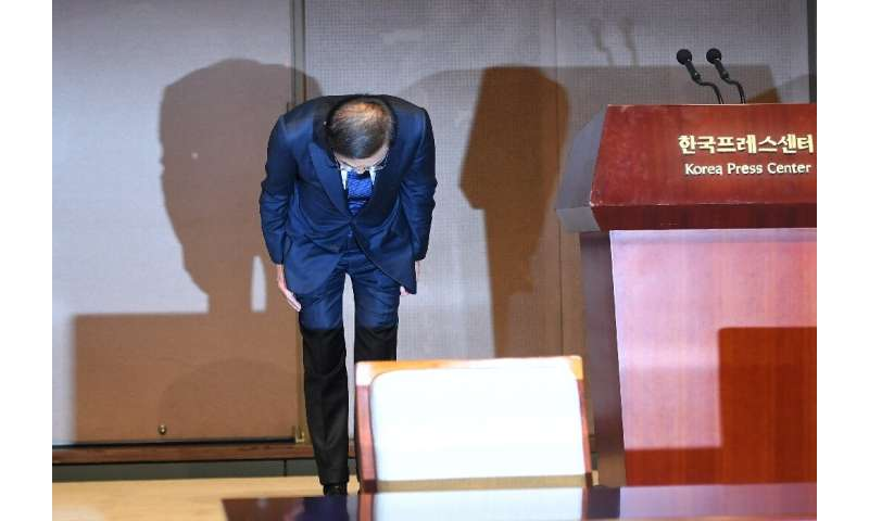 In November 2018, Samsung Electronics co-president Kim Ki-nam formally apologised to victims of work-related diseases of the gro