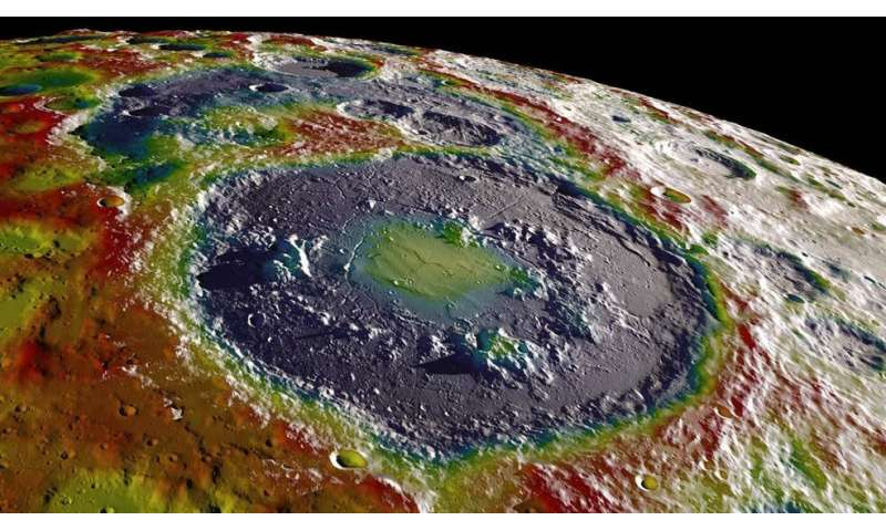 Inside the dark, polar craters of the moon, water is not as invincible as expected, scientists argue