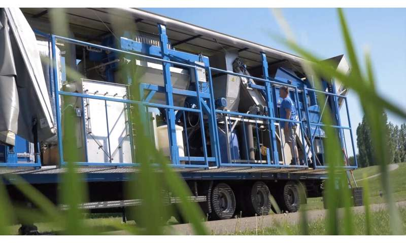 Ireland's first grass-fed biorefinery hits the road to help farmers go green