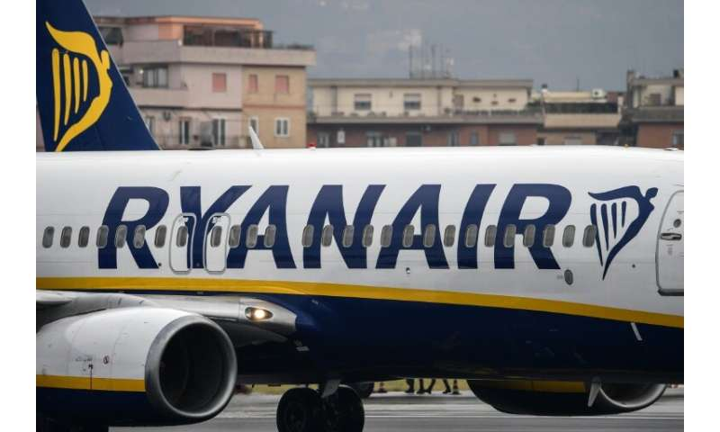 Italy's antitrust authorities fined two low-cost airlines over their cabin baggage policy