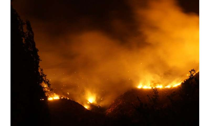 'It eats everything' – the new breed of wildfire that's impossible to predict