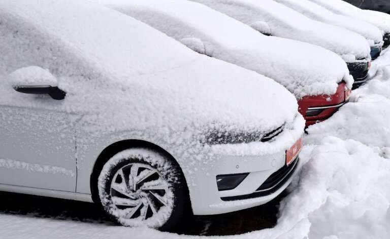 It was a cold start to the year for the European car industry in 2019, with sales falling by 4.6 percent in January