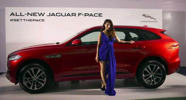 Jaguar Land Rover announced last month that it was axing 4,500 jobs worldwide