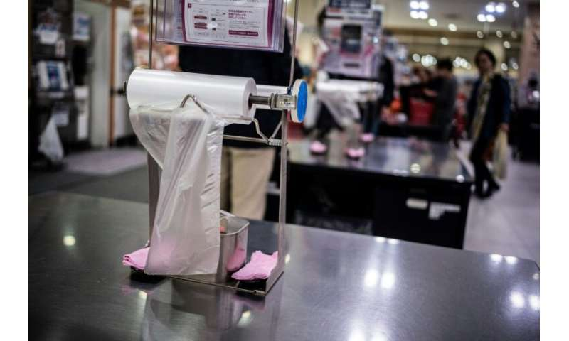 Japan generates more plastic packaging waste per capita than any other country except the United States, according to the UN