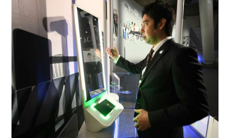 Japan Inc. hopes to use the Tokyo 2020 Olympics to show  the world it has regained its touch for innovation and technology