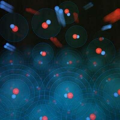 Researchers make coldest quantum gas of molecules