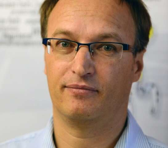 Jindrich Matousek, an expert on text-to-speech synthesis, heads the project at the University of West Bohemia in Pilsen