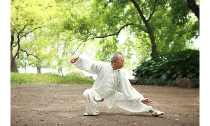 Keeping fit: how to do the right exercise for your age