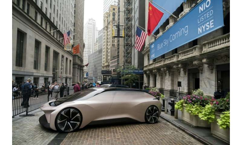 Launched in 2014, NIO went public on the New York Stock Exchange in September 2018 after filing for a $1.8 billion initial publi
