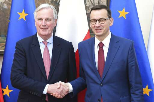 Leaders hint Poland will not fully apply EU copyright law