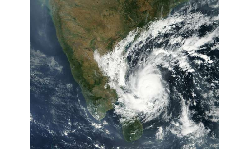Lessons from Cyclone Gaja: how to limit the impact of extreme weather in developing countries