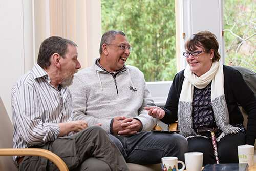 Life isn't over: how best to communicate with people living with dementia