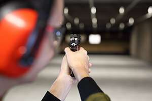 Link between women's gun ownership and increased political participation