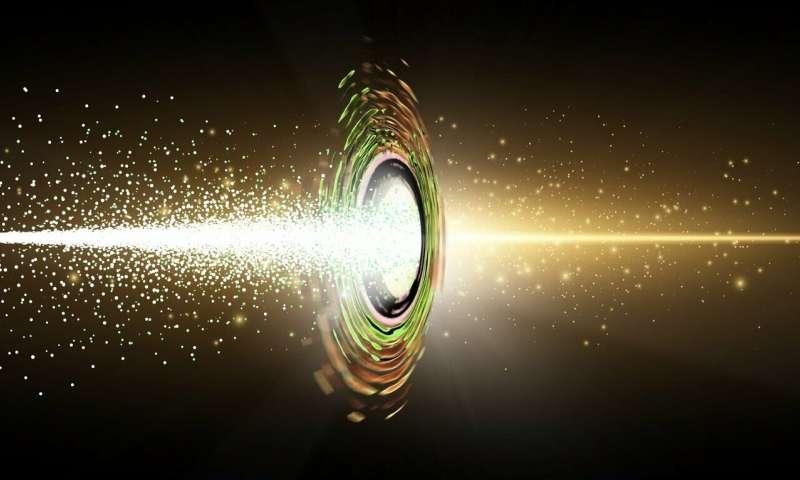 Listening to the quantum vacuum