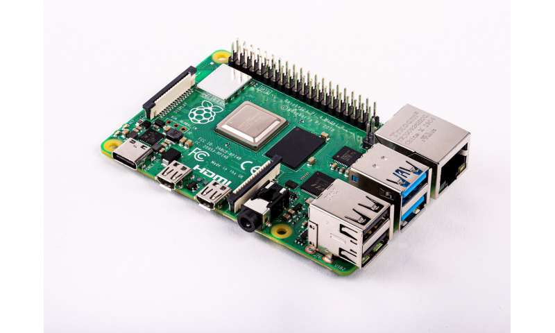 Little Raspberry Pi 4 debut marks big upgrade