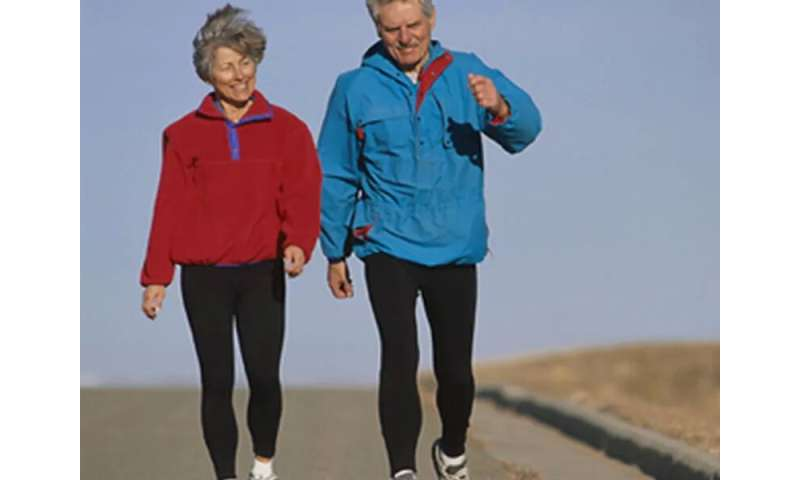 Low, high levels of physical activity tied to reduced mortality