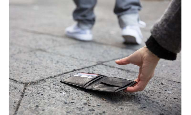 Majority of people return lost wallets – here's the psychology and which countries are the most honest