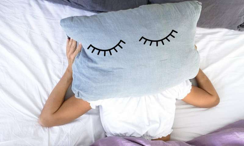 Majority of university students report poor quality sleep, putting them at higher risk of mental health problems