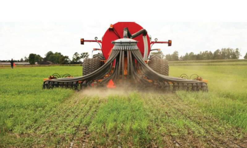 Manure injection offers hope, challenge for restoring Chesapeake water quality