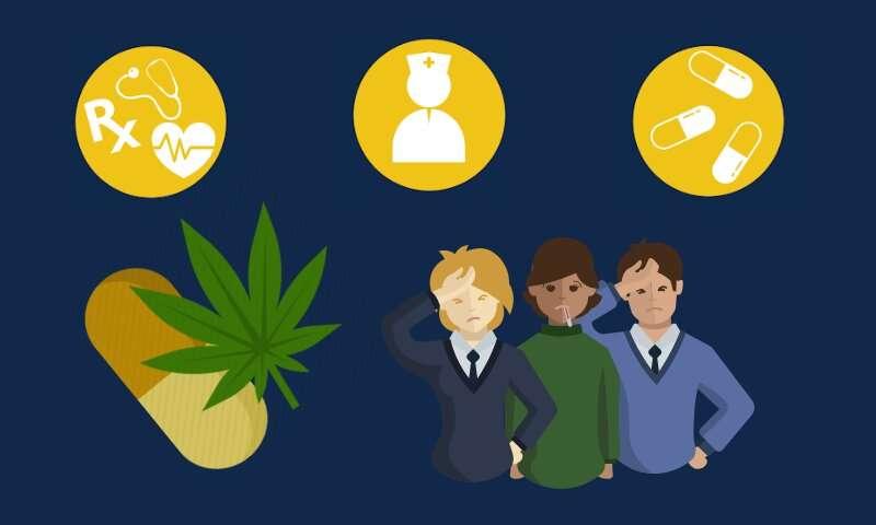 Many users prefer medical marijuana over prescription drugs