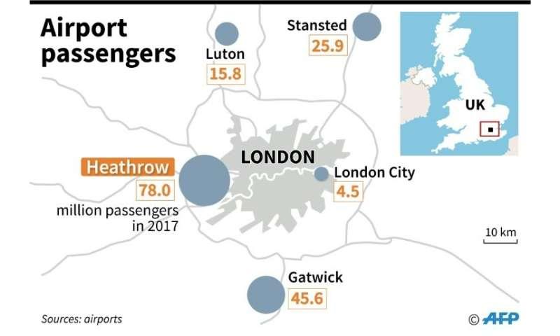 Drone Sighting Briefly Halts Heathrow Airport Flights
