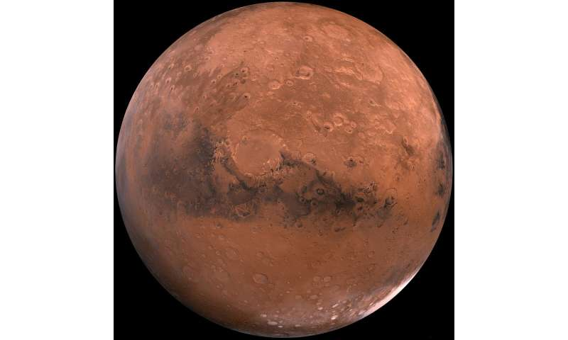 Mars - Facts for Kids