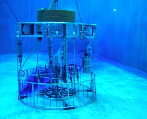 MBARI design used in ocean-acidification experiments around the world