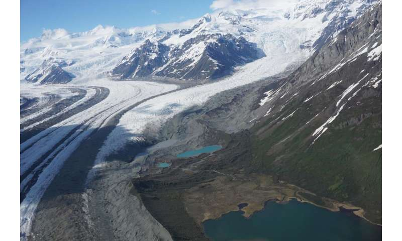 Melting small glaciers could add 10 inches to sea levels