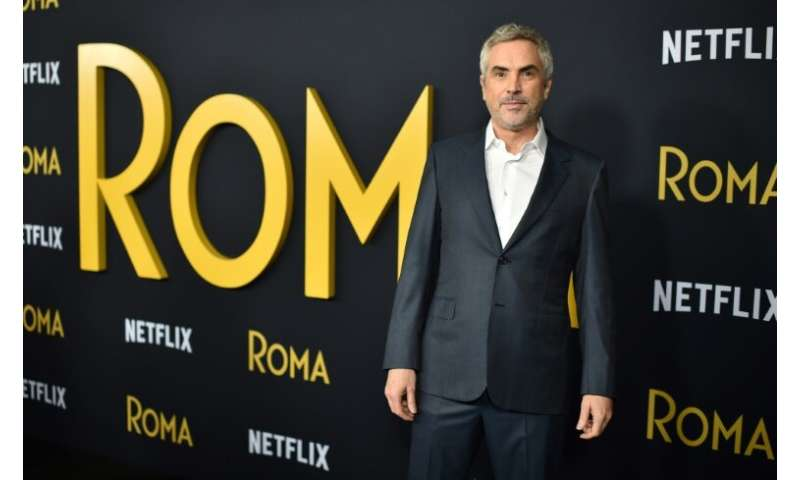 "Mexican director Alfonso Cuaron has helped Netflix to a historic first best picture Oscar nomination with ""Roma"""