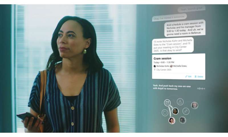 Microsoft to turn next chapter in raising talk to conversations