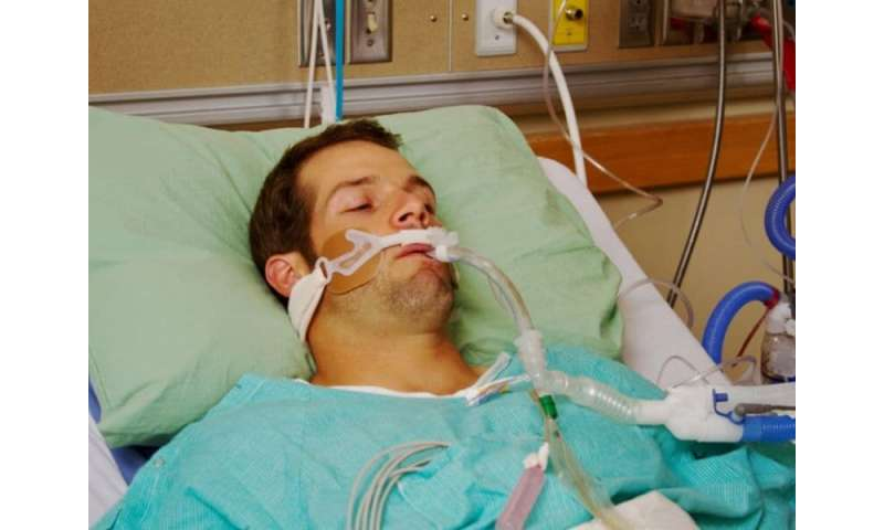 Minimal benefit for decision aid about prolonged ventilation