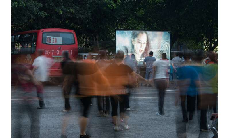 Mobile cinemas in China are a lens on society