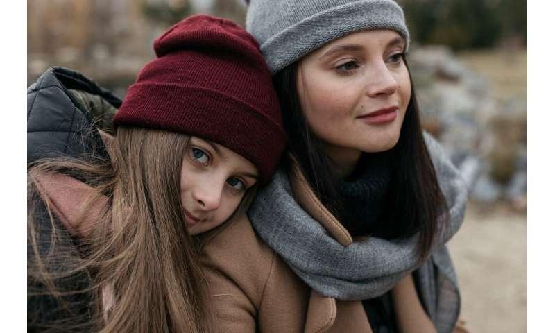 maman enfant  Plus de soutien est nécessaire pour les jeunes aidants de parents atteints de maladie mentale momkid