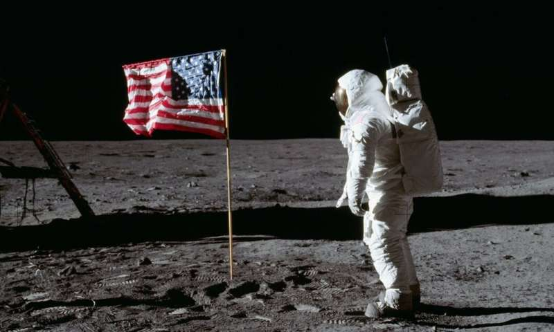 Film expert explains why Moon landing footage would have been impossible to fake