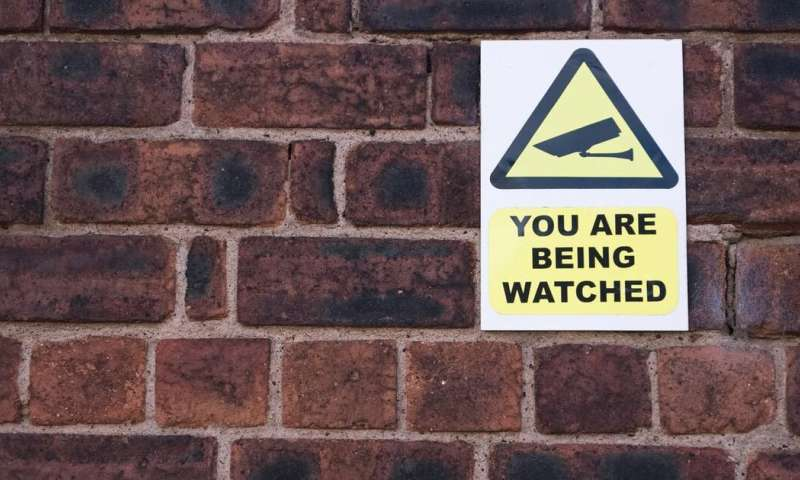 Moral science confirms people behave better when they think they're being watched