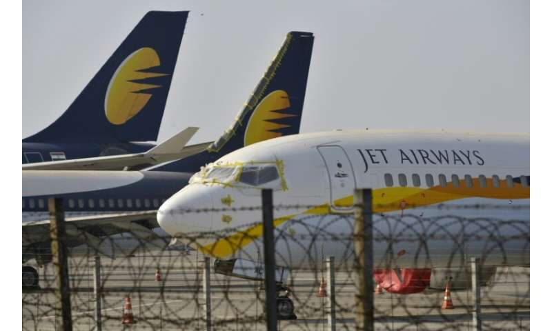 Mumbai-based Jet Airways is on the edge of bankruptcy and has failed to secure emergency funding from banks, forcing it to suspe