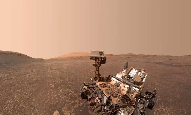 mars rover nasa name - photo #4