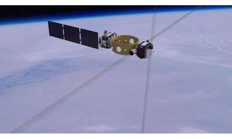 NASA's SET mission to study satellite protection is ready for launch