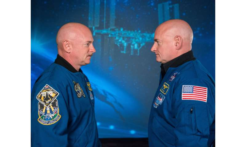 NASA Twins Study finds spaceflight affects gut bacteria