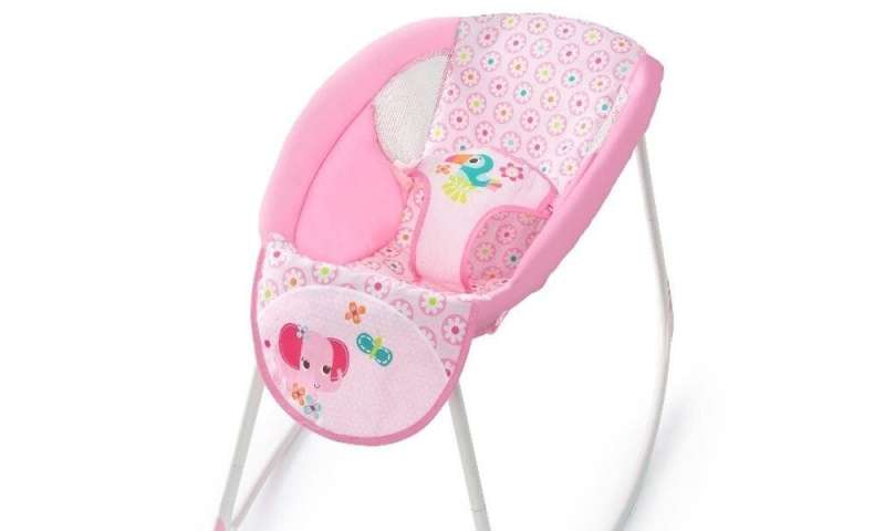 Nearly 700,000 infant rocking sleepers recalled due to infant deaths